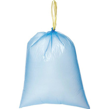 Biodegradable Drawstring plastic bags