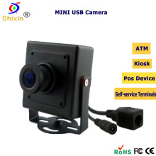 2.0 Megapixels HD Video Digital IP Mini Camera (IP-608HM-2M)