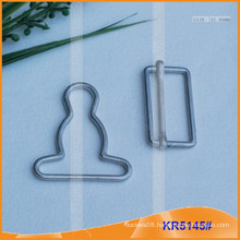 Metal Gourd Buckle for Garment Accessories KR5145