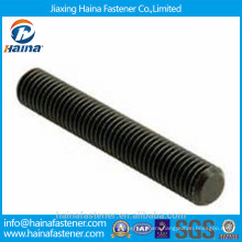 carbon steel Acme black stud M10 Threaded rod