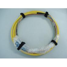 MPO-Sc Mini Round 3.0mm Optical Fiber Patchcord