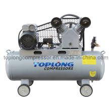 Piston Reciprocating Belt Driven Air Compressor Air Pump (V-0.12/8)