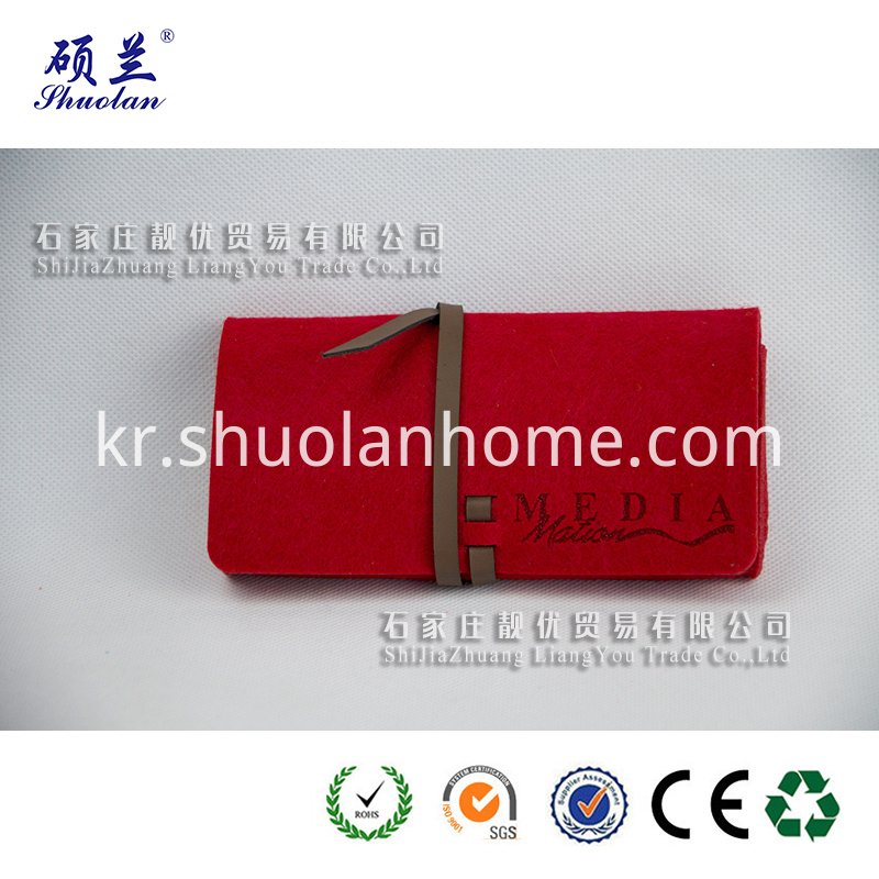 Good Quality Felt Glass Bag