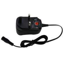 UK Plug Adjustable Universal Charger