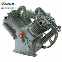 Tête de compresseur d'air à piston à deux étages V20105 pompe à air haute pression 12,5 bar