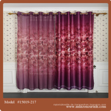 Fabrik Preis Wohnzimmer Vorhang Material