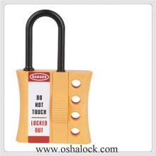 Dielectric Nylon Lockout Hasp