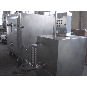 Industrial vacuum food tray dryer