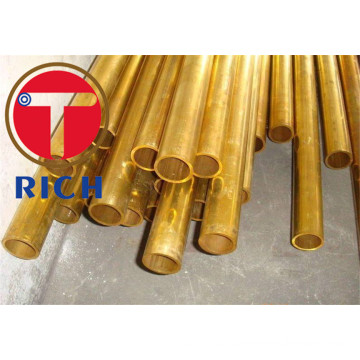 ASTM B111 Seamless Copper And Copper-Alloy Steel Tube