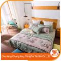 Hot selling Elegant style full of modern microfiber disperse print bedding fabric