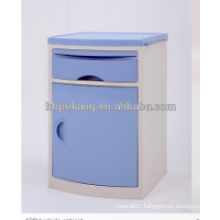 ABS engineering plastic hospital bedside cabinet D-17