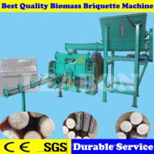 Biomasse Stiel Sägemehl Pellet Briquette Pressing Making Machine Preis