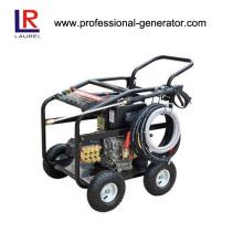 3600psi Portable Reinigungsgeräte / Unterlegscheibe mit manuellem / elektrischem Start