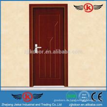 JK-9126 Niedrigerer Preis Holz Tür Designer Tür und Fenster