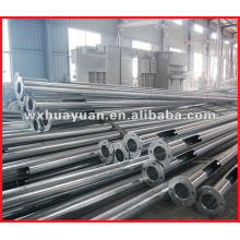 Pilar de acero de la capa de zinc