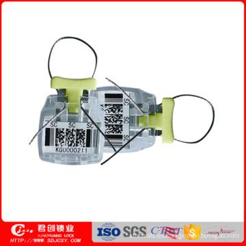 Sello del medidor de gas de excelente calidad, sello del medidor de torsión, sello del medidor eléctrico Jcms-001
