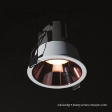 Modern Smart Ceiling Fixture slim dimmable Tiltable Mini Anti Glare Cob Spotlight led
