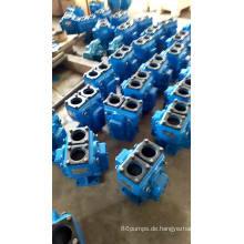 YHCB Bogenzahnradpumpenöl-LKW-Pumpe mit hohem Wirkungsgrad Zahnradpumpe mit hohem Durchfluss für Benzin, Diesel, Kerosin, mechanische Schmierstoffe