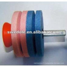 Affûteuse d'outils de tondeuse rotative
