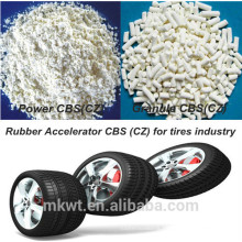 rubber accelerator CBS (CAS NO 95-33-0) for tyre industry
