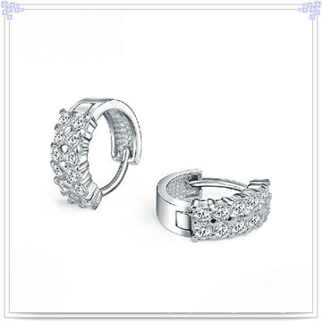 Мода Ювелирные изделия Мода серьги 925 серебро ювелирные изделия (SE034)