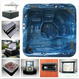 2014 low price Jacuzzi Outdoor CE with American Balboa for German