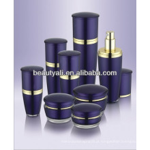 Plástico, acrílico, cosmético, frasco, 15g, 30g, 50g