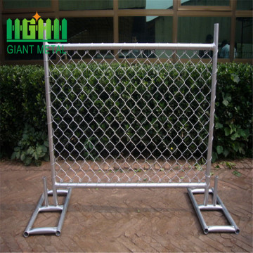 Pagar Link Chain Galvanized Hot Dipped