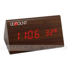 Деревянный будильник (CL131A)