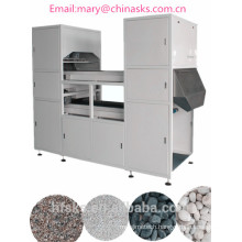 China factory offering mine rock color sorter machine with CCD camera