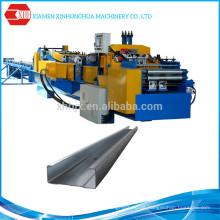 Vollautomatische Einstellung C Purlin Roll Forming Machine (C60-300)