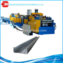 Fully-Automatic Adjustment C Purlin Roll Forming Machine (C60-300)