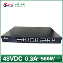 24 θυρών Gigabit Standard Managed POE Switch