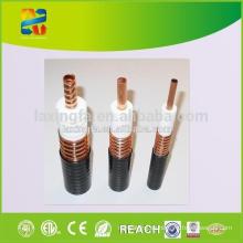 Cable coaxial del halógeno 7/8 del humo bajo de 50 ohmios con precio competitivo