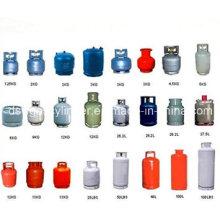 Großhandel 4.7L-120L Kochen LPG Gasflasche