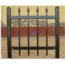 PVC Coated Metal Lawn Fencing (TS-L146)
