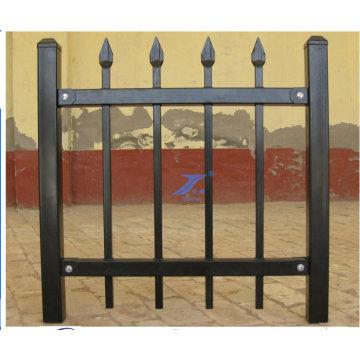 ПВХ покрытием металлические ограждения газонов (ТС-L146)