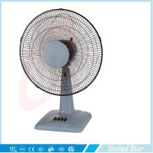 Ventilateur de table électrique Unitedstar 12'' (USDF-656) avec CE, RoHS