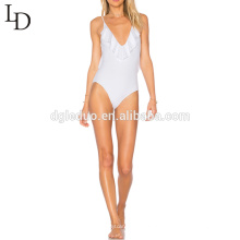 2017 senhoras sexy girl one piece biquínis mulher swimwear