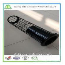 Jaula para bolsas de silicona Recogedor de bolsas para polvo Hule para huesos, plastico, organosilicona o jaula de filtro de acero inoxidable