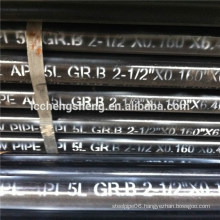 API 5L X42 solid drawn seamless carbon steel pipe factory price
