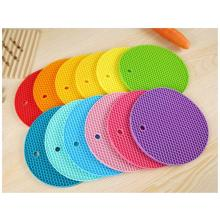 Krismas Rush Silicone Candy Color Coaster