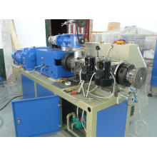 High Output Single Screw Plastic Extruder