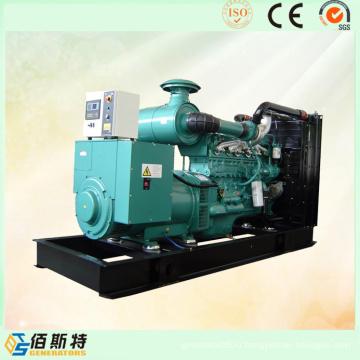 Дизель генератор 650 кВт Звукоизоляционный комплект приведенного в действие двигателем CUMMINS