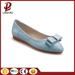WhiteTendon sola inferior sapatos flat girl