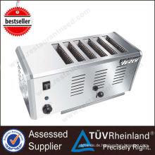 2017 gute Qualität Top Qualität Elektrische Grill Maschine Brot toaster