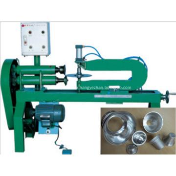 Pneumatic stainless steel shearing machine