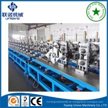 Chinesische Hersteller Gerüst Planke Rollform Spritzgießmaschine