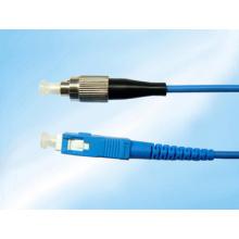 Hotselling Sc/Upc to FC/APC Multi Mode 50/125 Duplex Optical Fiber Patch Cord