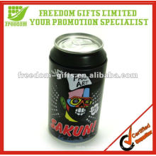 Promotion And Good Price Tin Can Compressed T-shirt